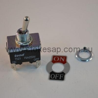 TOGGLE SWITCH 15AMP 240VOLT DP - Click for more info
