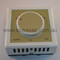 ROOM THERMOSTAT10-40 DEGREES CELCIUS 240V - Click for more info