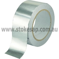 TAPE ALUMINIUM - ROLL 48MM X 50 METRES - Click for more info