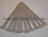 ALUMINIUM TIE - 8mm X 118mm - PKT 10 - Click for more info