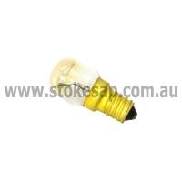 OVEN LAMP 300 DEGREE CELSIUS 15W E14 SES 240V - Click for more info