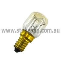 OVEN LAMP 300 DEGREE CELSIUS 25W E14 SES 240V - Click for more info