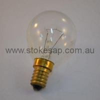 MICROWAVE OVEN LAMP GLOBE 40W 300C SES - Click for more info