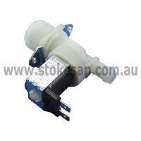 INLET VALVE SINGLE STRAIGHT 10mm 15 - Click for more info
