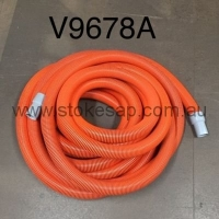 VACUUM HOSE 38MM X 15MT GVAC ORANGE - Click for more info