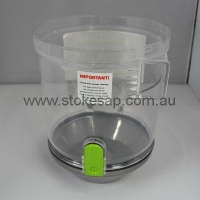 DIRT BIN LOWER ASSY - VPP1600P - Click for more info