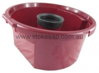 CRIMSON PET VAX WATER RESERVOIR - Click for more info