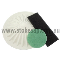 VAX VACUUM CLEANER 3 FILTER PACK - Click for more info