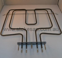 WHIRLPOOL OVEN UPPER GRILL ELEMENT 2500W - Click for more info