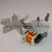 WHIRLPOOL OVEN FAN FORCED MOTOR ASSEMBLY - Click for more info