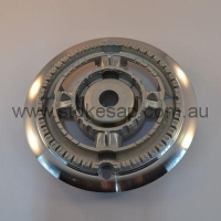 BURNER PORT RING & BURNER BASE - Click for more info