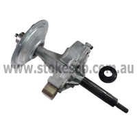 GENERAL ELECTRIC WASHING MACHINE TRANSMISSION AND BRACKET ASSEMBLY - Click for more info